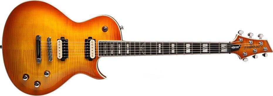 Washburn Parallaxe PXL200FHB Electric Guitar