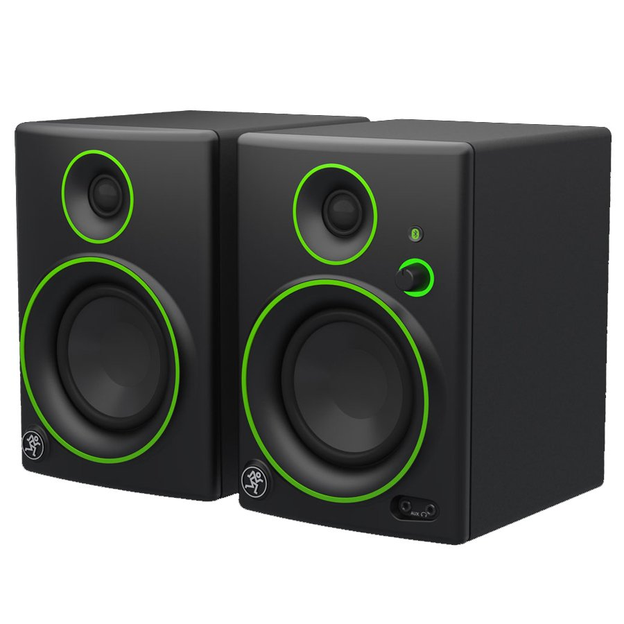 Mackie CR4BT-PR 4 Studio Monitors