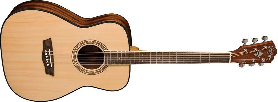 Washburn Apprentice Folk Acoustic w/hardshell case