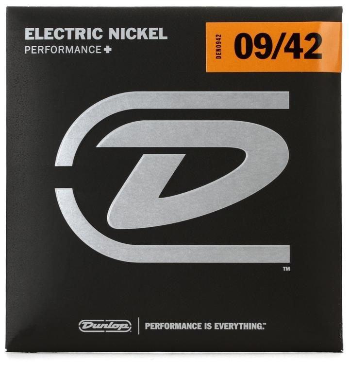 Dunlop Nickel Electric Guitar Strings