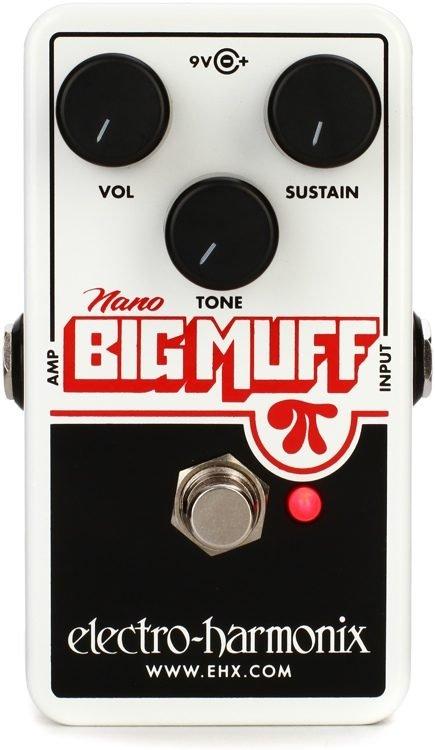 Electro-Harmonix Nano Big Muff Pedal