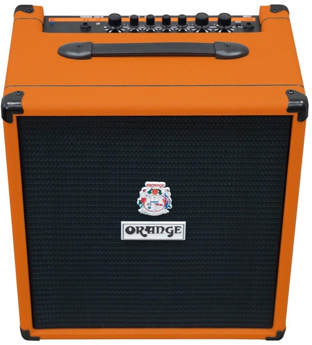 Orange Crush 50 Bass Amplifier Combo