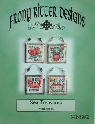 Frony Ritter - Sea Treasures