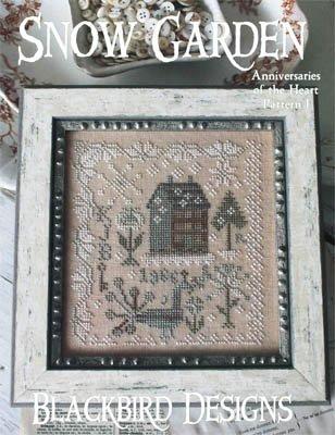 Blackbird Designs - Snow Garden