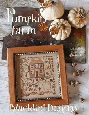 Blackbird Designs - Pumpkin Farm