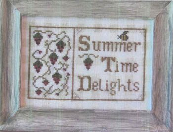 WidgetWool - Summer Time Delights