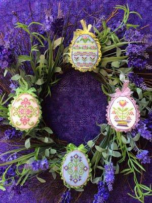 ScissorTail Designs - Spring Bling Easter Eggs #3