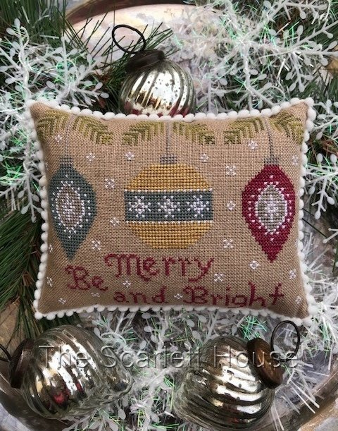 Scarlett House - Be Merry and Bright