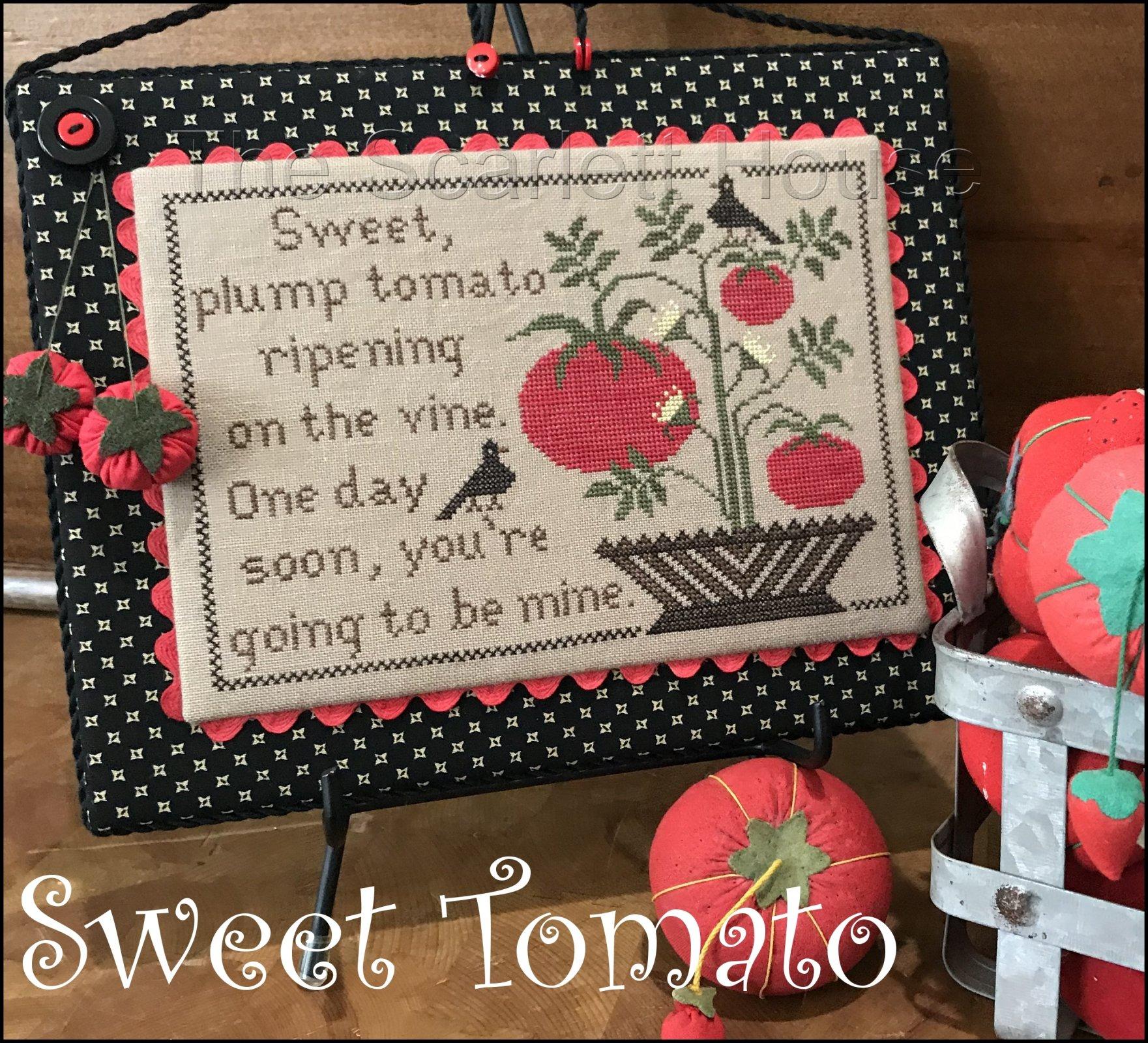 Scarlett House - Sweet Tomato