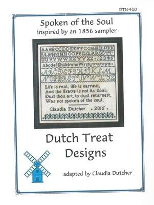 Dutch Treat - Spoken of the Soul