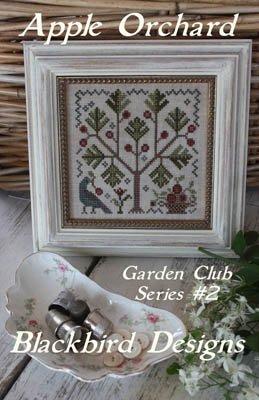 Blackbird Designs - Apple Orchard Garden Club #2