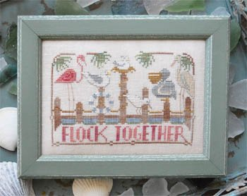 Hands On Design - Flock Together To The Beach#3