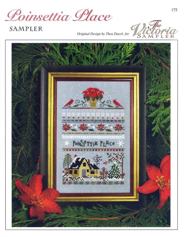 Victoria Sampler - Poinsettia Place