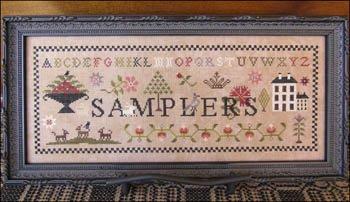 Scarlett House - Samplers