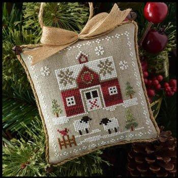 Little House - Little Red Barn Farmhouse Christmas