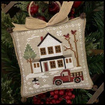 Little House - Grandpa's Pick-Up Farmhouse Christmas