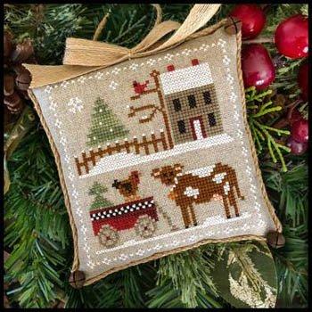 Little House - Dairy Darlin' Farmhouse Christmas