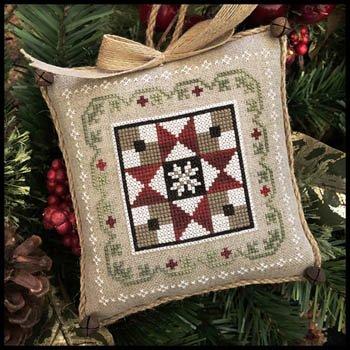 Little House - Grandma's Quilt Farmhouse Christmas