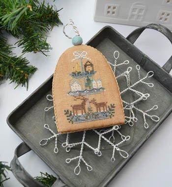 Hands On Design - Christmas Eve  (White Christmas)