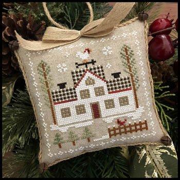 Little House - Cock-a-doodle-do Farmhouse Christmas