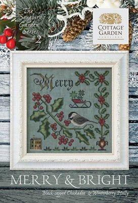 Cottage Garden Samplings - Merry and Bright (Songbird Garden series)