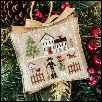 Little House - Farm Folk Farmhouse Christmas