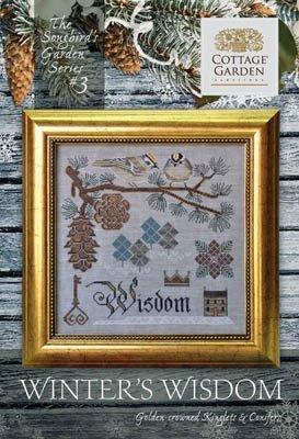 Cottage Garden Samplings - Winter's Wisdom (Songbird Garden series)