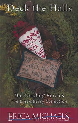 Erica Michaels - Deck the Halls Caroling Berries