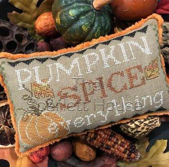 Scarlett House - Pumpkin Spice Everything