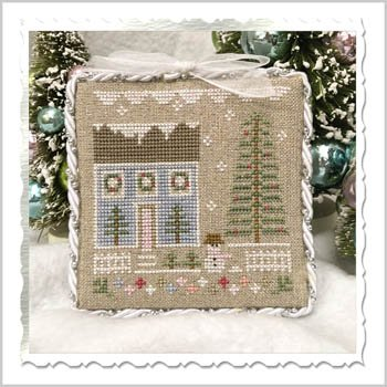 Country Cottage - Glitter House 1