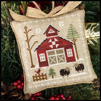 Little House - Baa Baa Black Sheep  Farmhouse Christmas