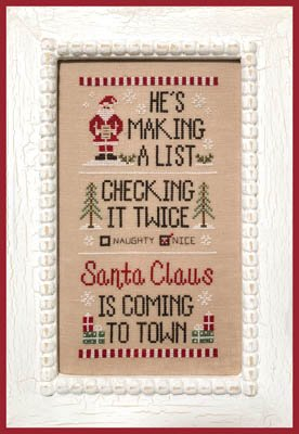 Country Cottage - Santa's List