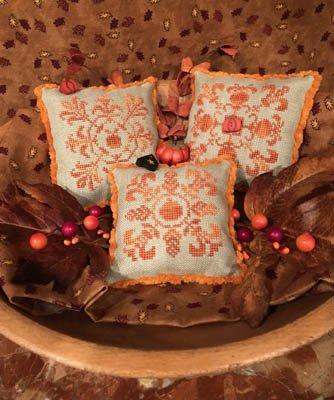 ScissorTail Designs - Pumpkin Patch Pin Keeps