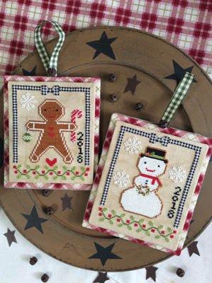 Annie Beez Folk Art - Christmas Cookies