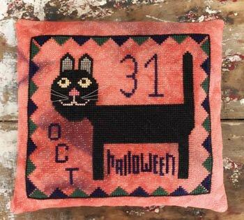 Lucy Beam - Halloween Cat