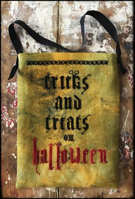Lucy Beam - Trick Or Treat Bag