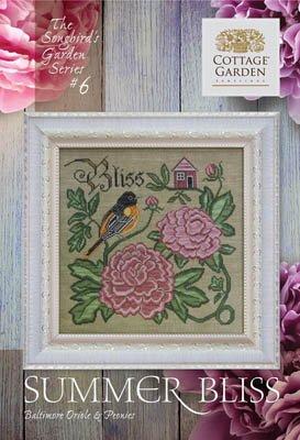 Cottage Garden Samplings - Summer Bliss (Songbird's Garden series)