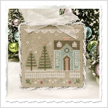 Country Cottage - Glitter House 3