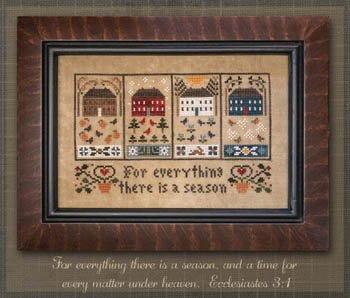 Little House - Four Seasons