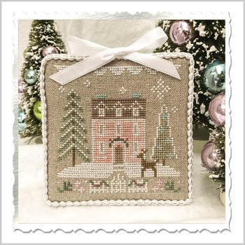 Country Cottage - Glitter House 4