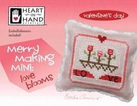 HeartHand - Love Blooms Merry Making Mini