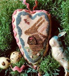 Homespun - Sweet Bunny