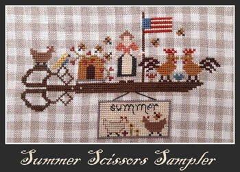 Niky - Summer Scissors Sampler
