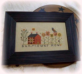 Annie Beez - Sunflower Row