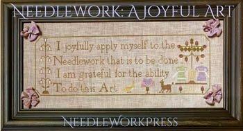 NeedleWorkPress - Needlework - A Joyful Art
