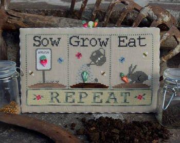 Puntini - Sow Grow Eat