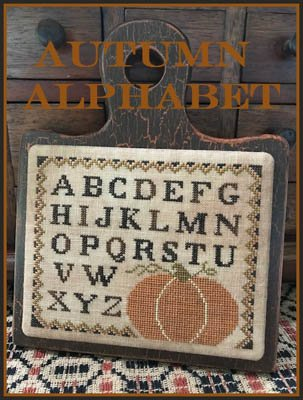 Scarlett House - Autumn Alphabet