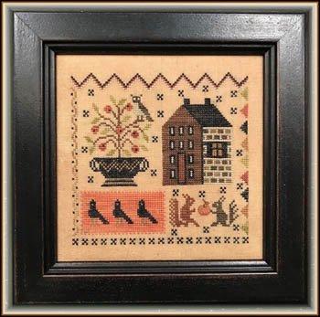 Scarlett House - Crow's Corner
