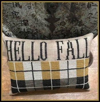 Scarlett House - Hello Fall