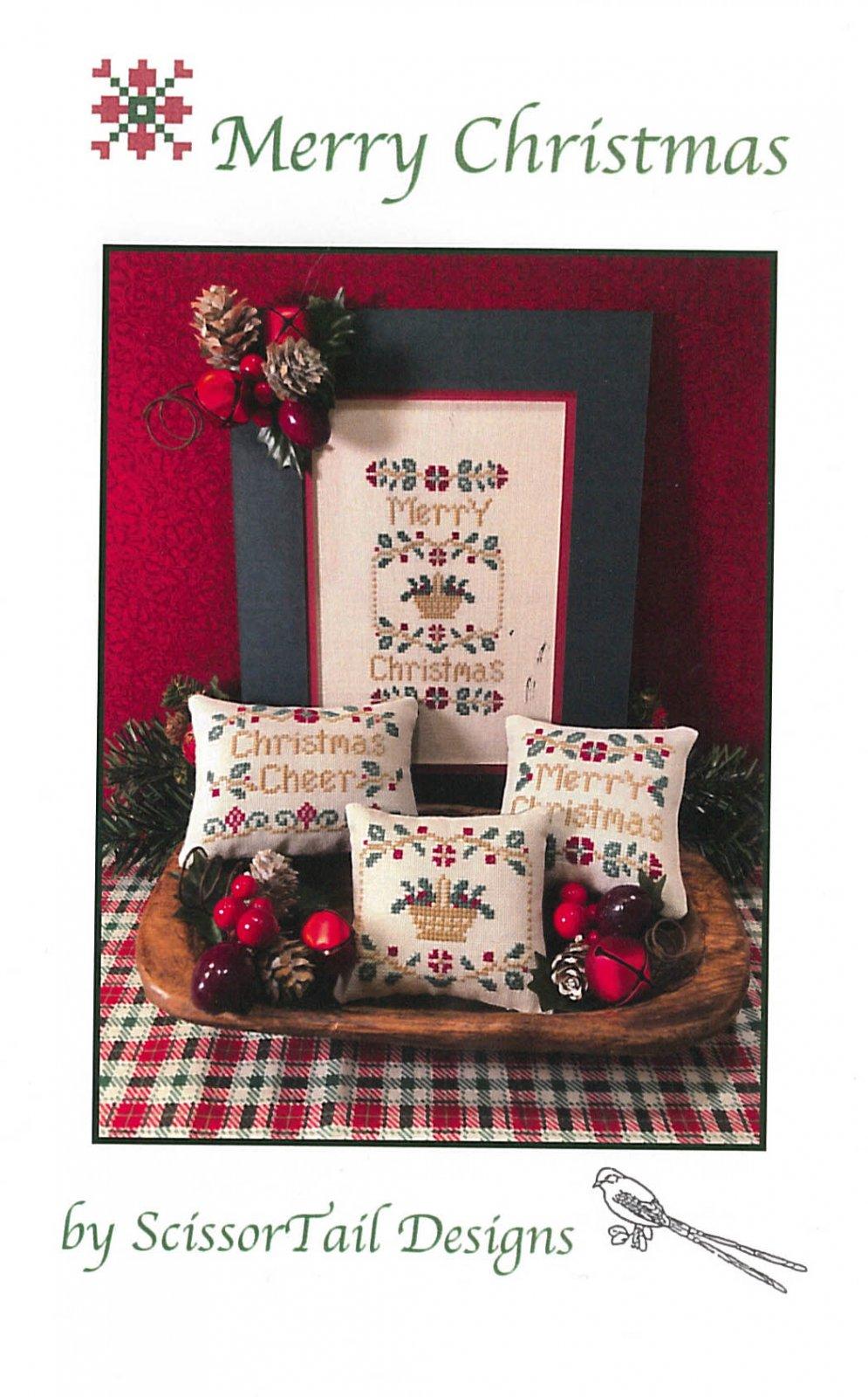 ScissorTail Designs - Merry Christmas